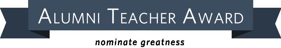 alumni-teacher-award
