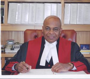 Judge Selwyn Romily