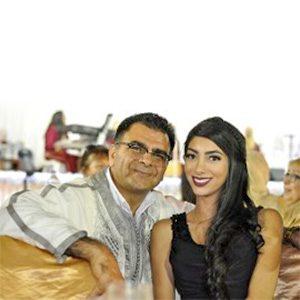 Photo: Maher and Amal Bahloul | Photo courtesy of Amal Bahloul/The Source