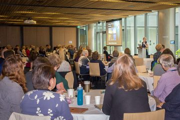 2017 BC Teacher Education Roundtable Keynote Speaker Suzanne Hoffman, Chief Educator, Ministry of Education.