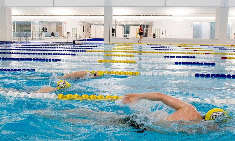The new UBC Aquatic Centre