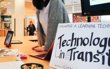 Technology in Transit Series | Faculty of Education