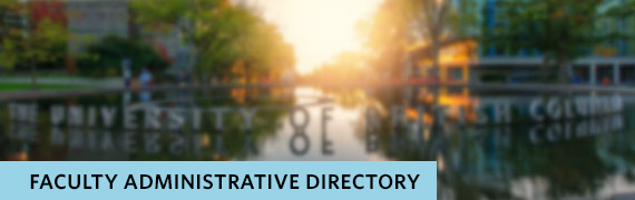 Faculty of Education Directory
