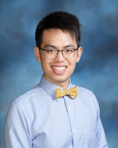 Joshua Lee, BA '15, BEd '16